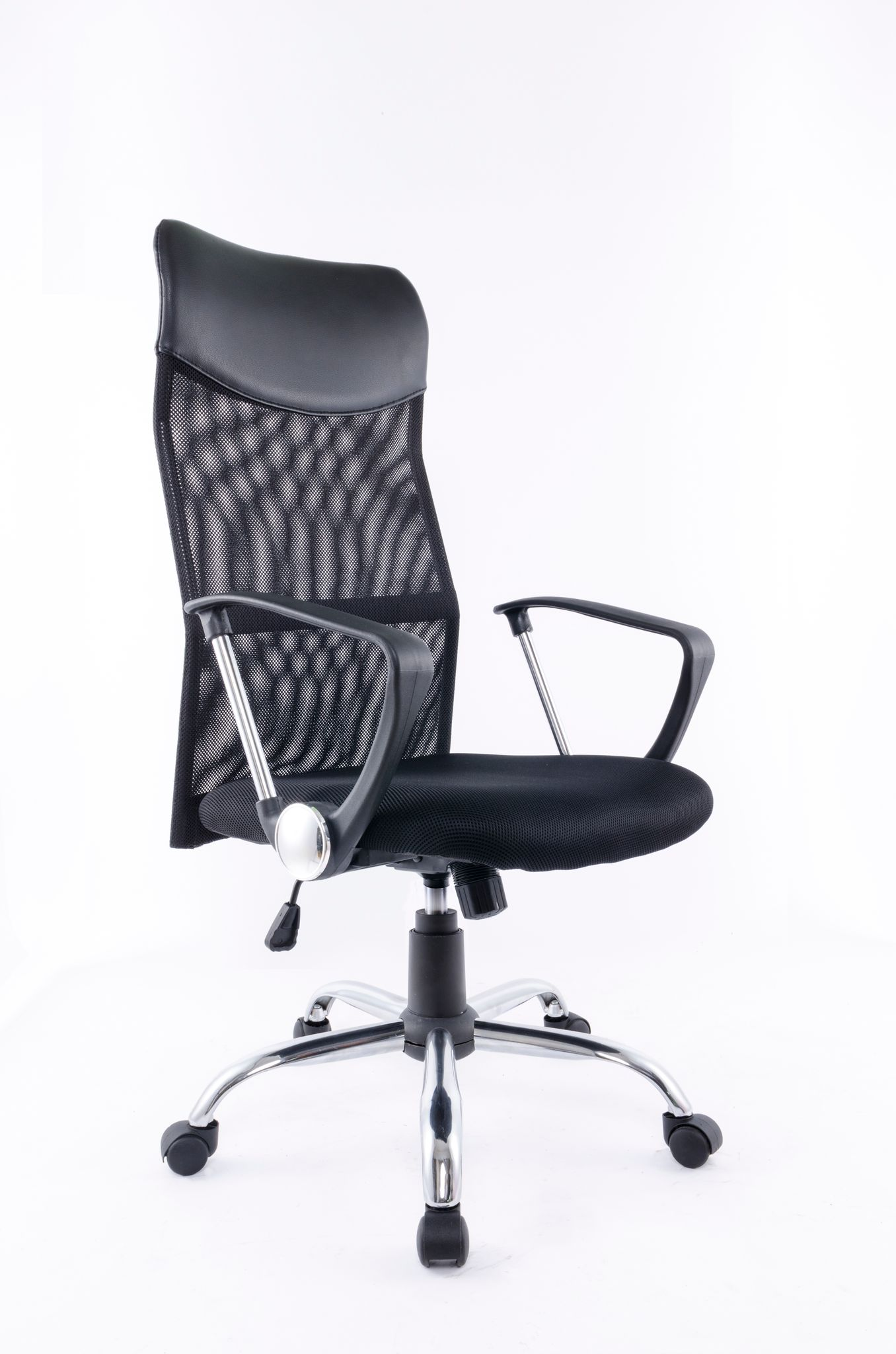 ADJ. OFFICE CHAIR W/TILT MECHANISM