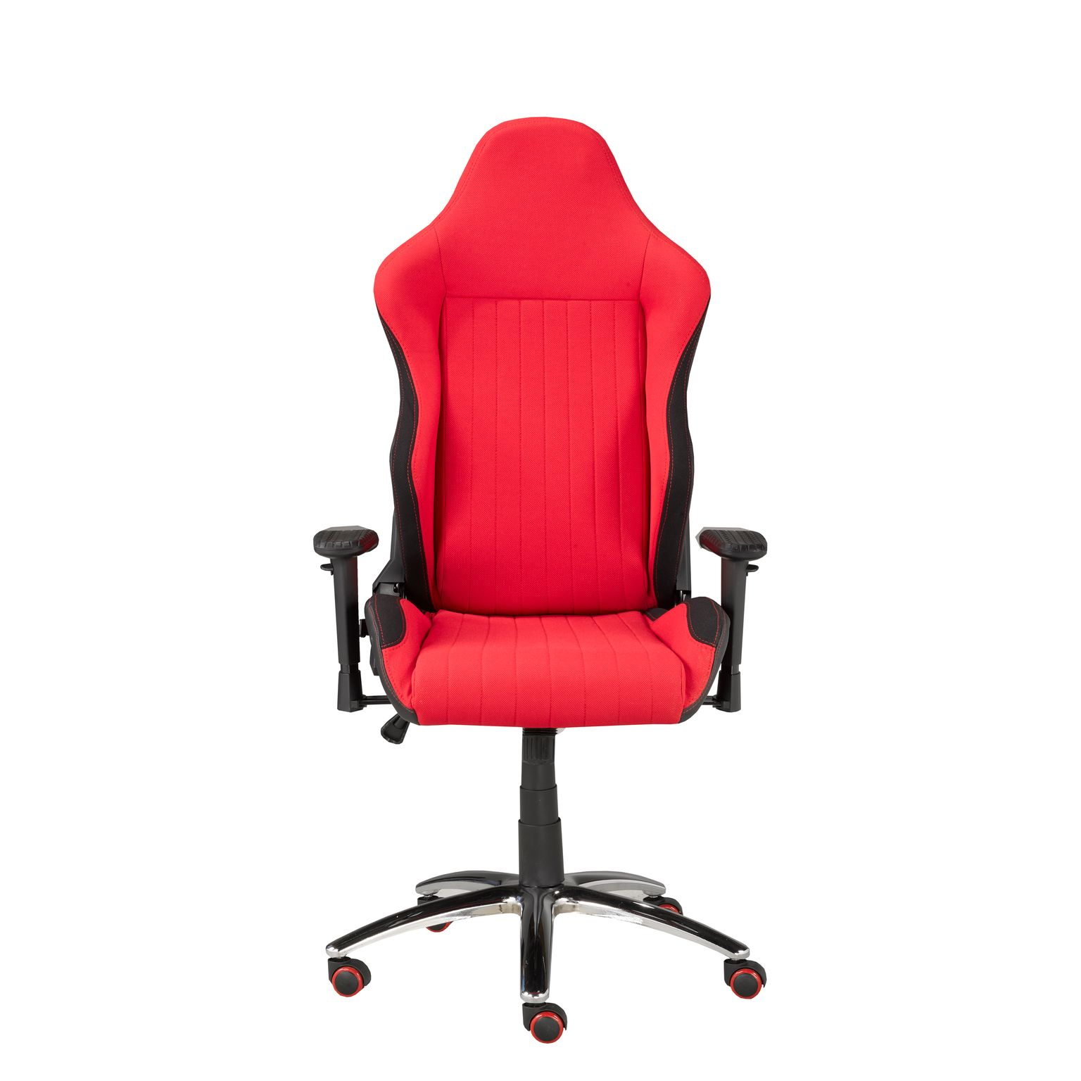 OFFICE CHAIR - BLACK/RED