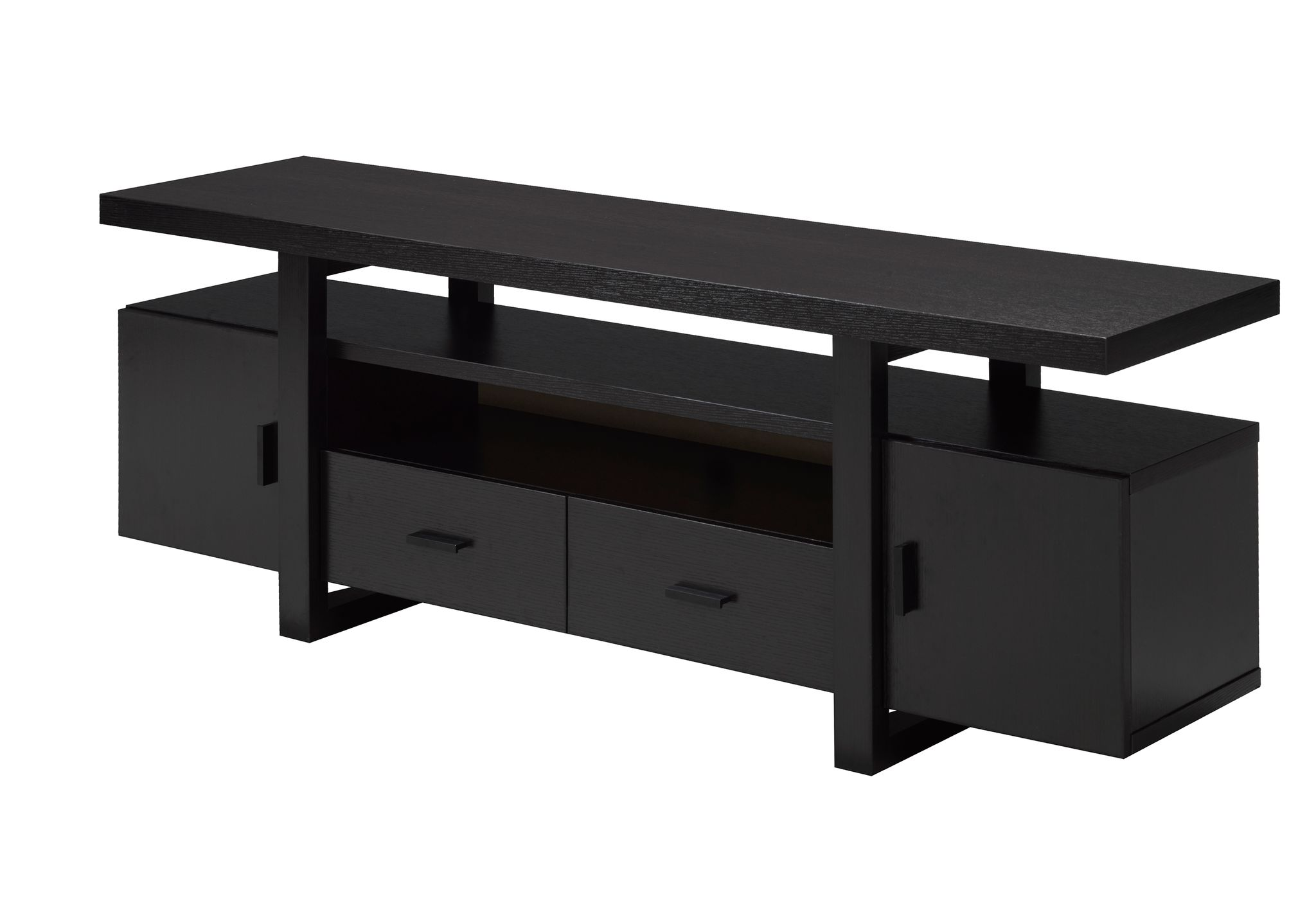 TV STAND RED COCOA