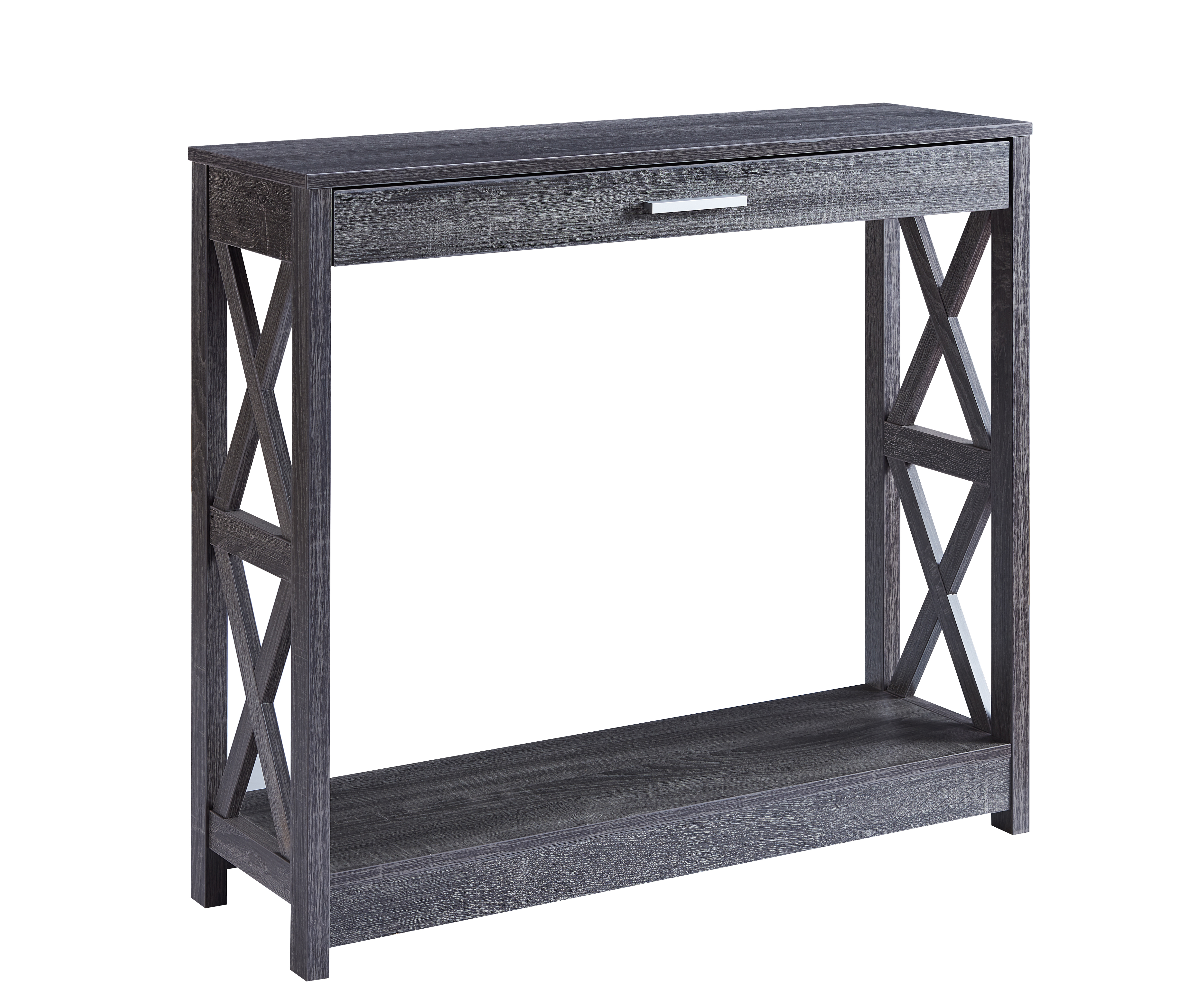CONSOLE TABLE - GREY