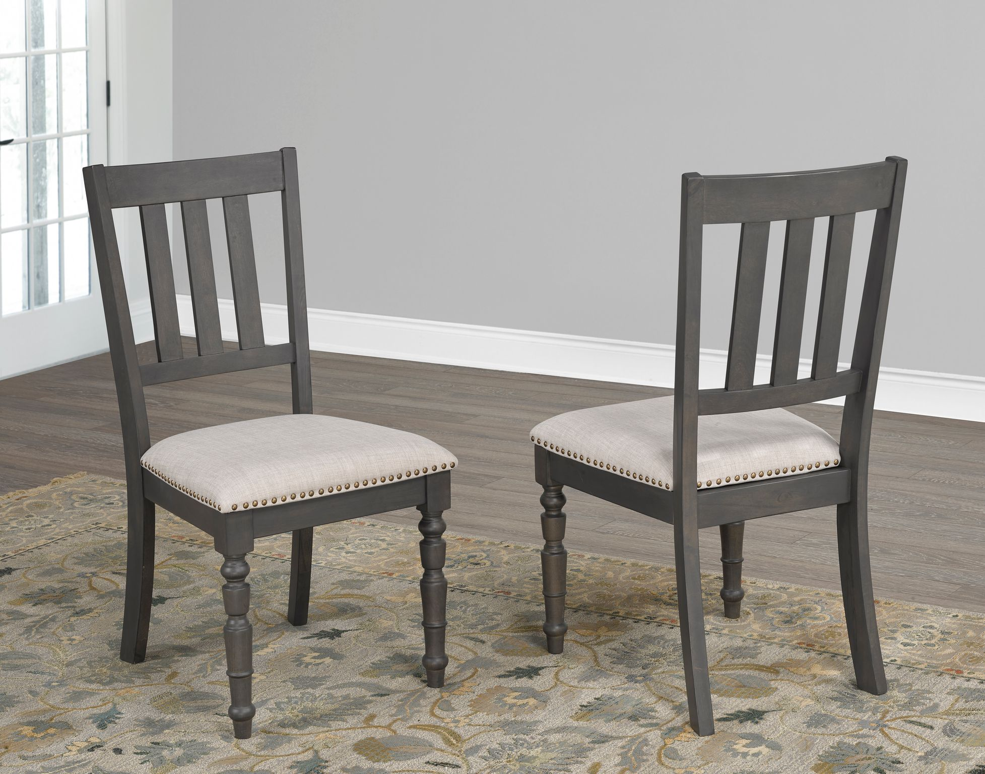 CLAUDIA DINING CHAIR, SET OF 2