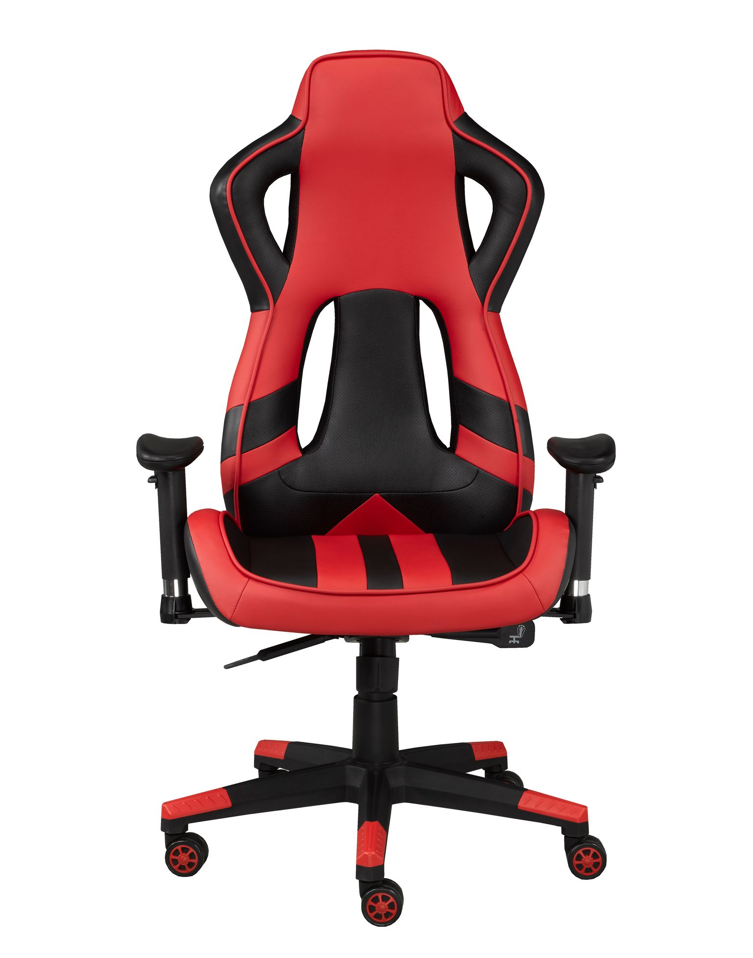 LUNA OFFICE CHAIR BLACK/RED
