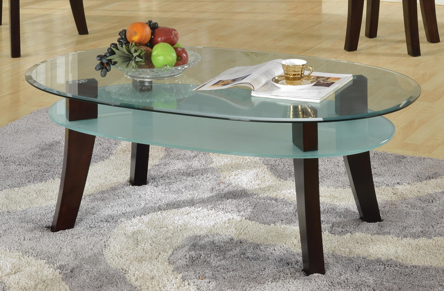COFFEE TABLE - BLACK