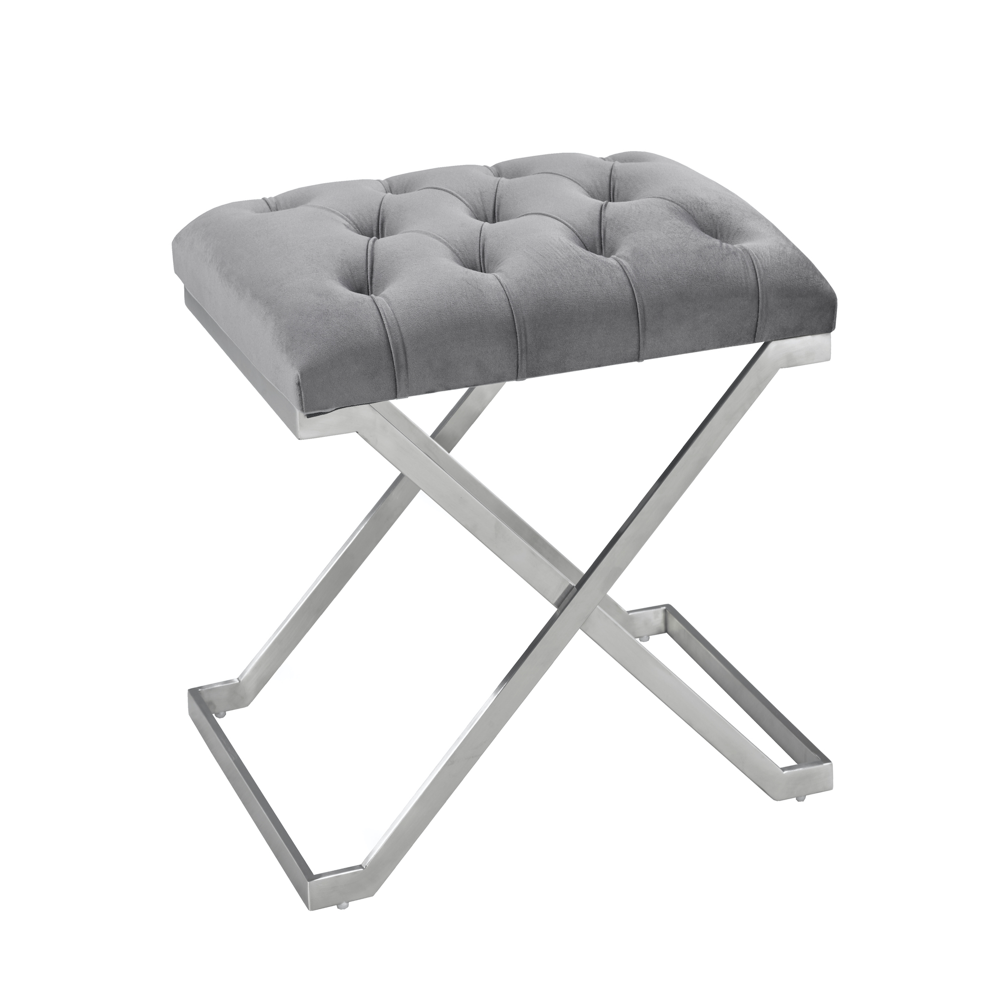 ACCENT BENCH - GREY