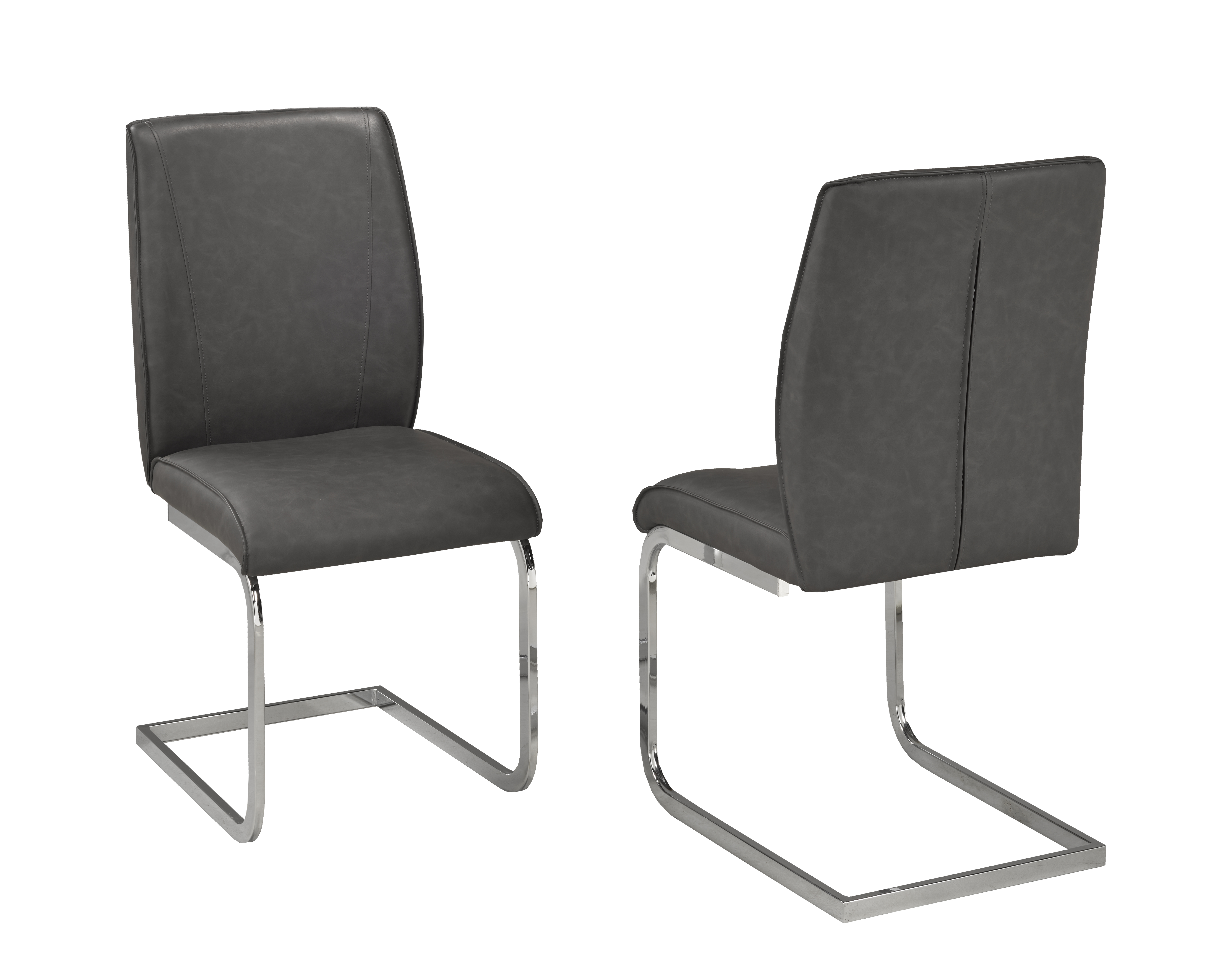 EZRA DINING CHAIR (DINING CHAIR SET OF 2 )