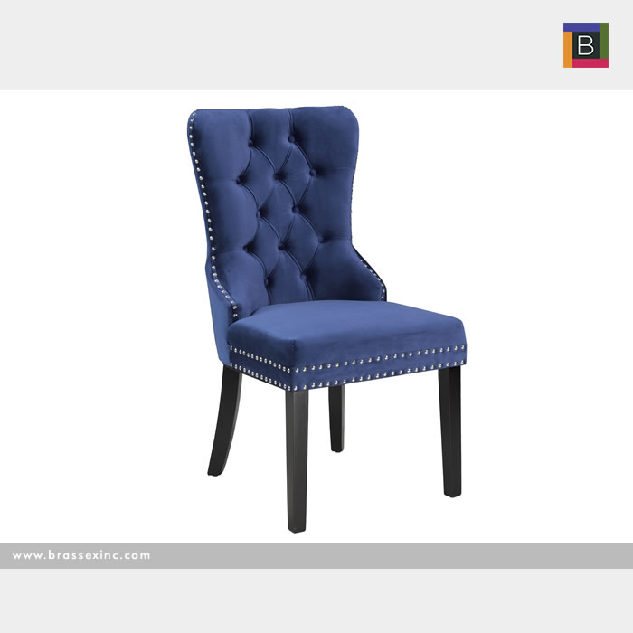 DINING CHAIR NAVY