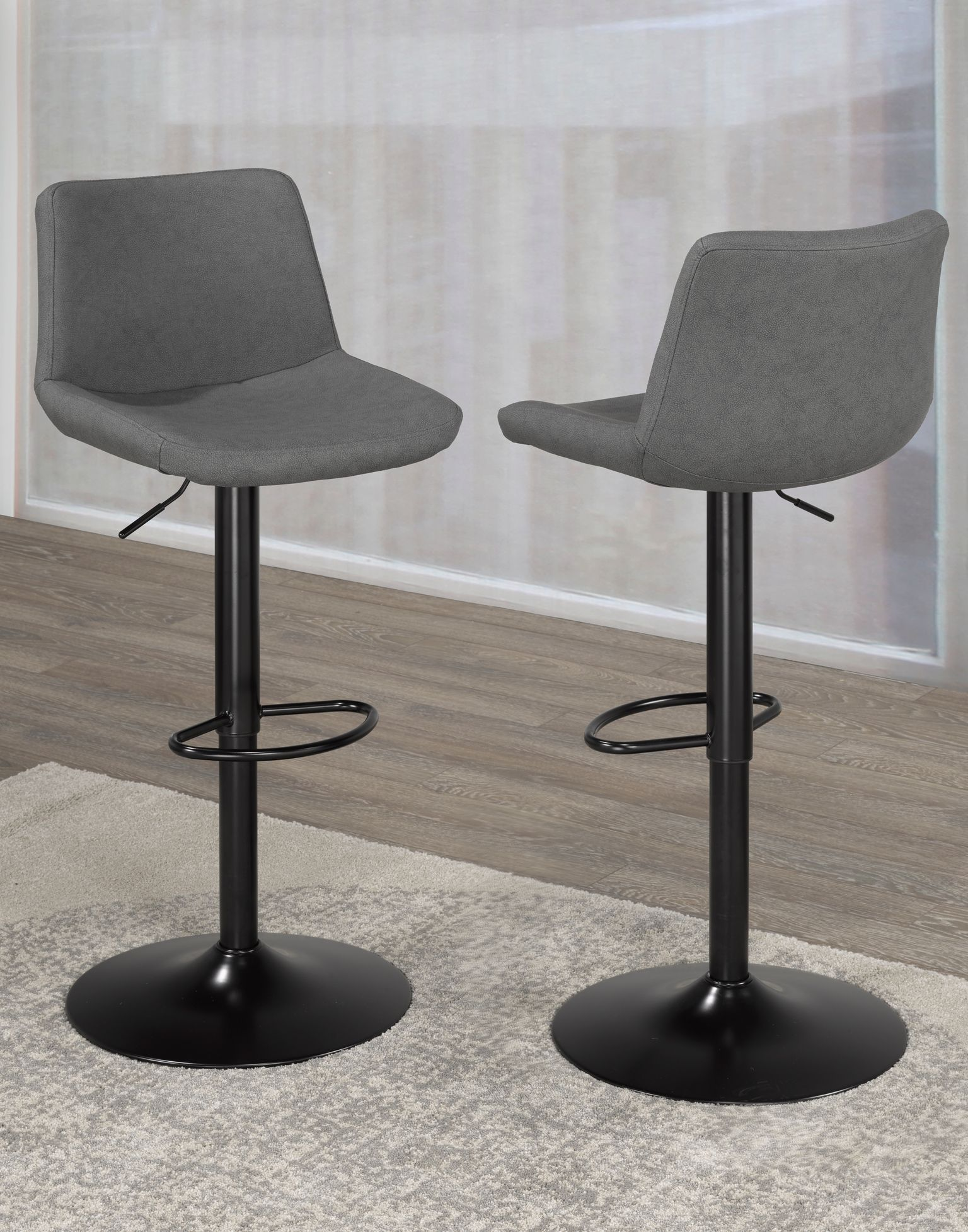BAR STOOL, SET OF 2