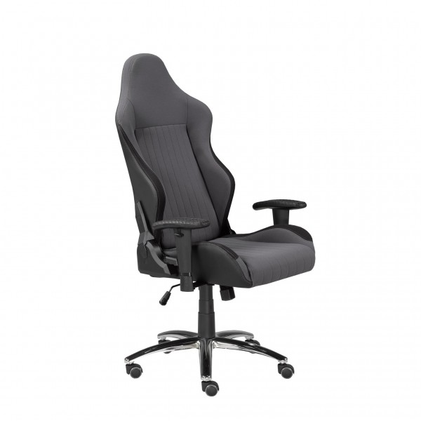 OFFICE CHAIR GREY/BLACK