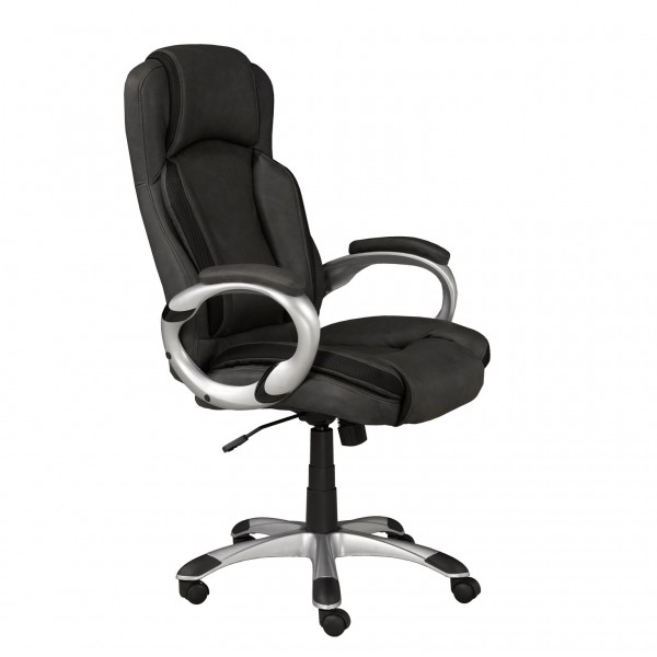 OFFICE CHAIR DARK GREY