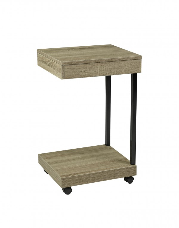 LAPTOP STAND DARK TAUPE
