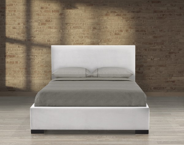 FULL PLATFORM BED - GREY