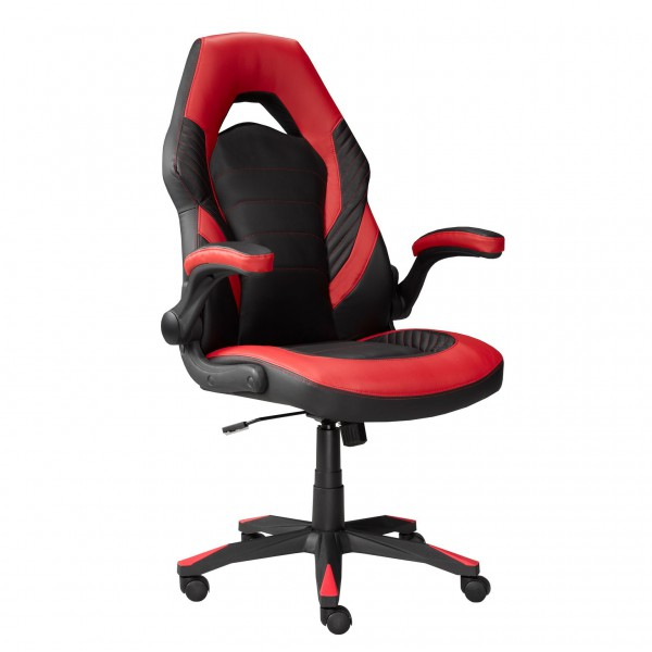 MIA OFFICE CHAIR RED