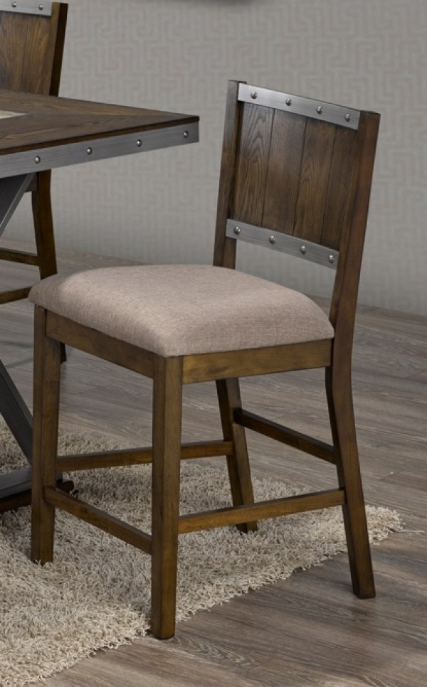 COUNTER STOOL, SET OF 2
