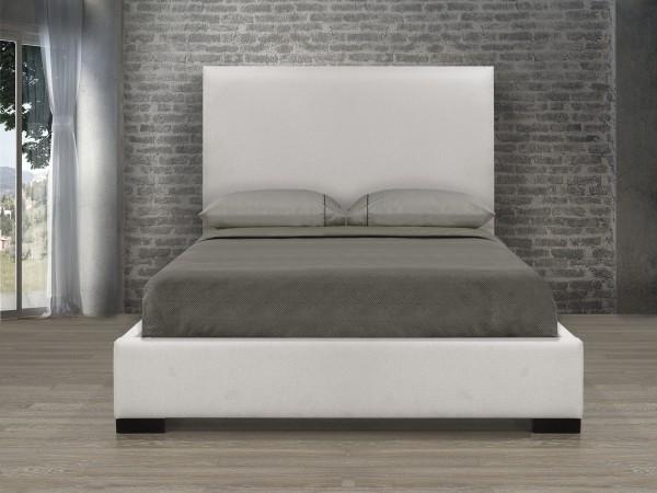 FULL PLATFORM BED - IVORY