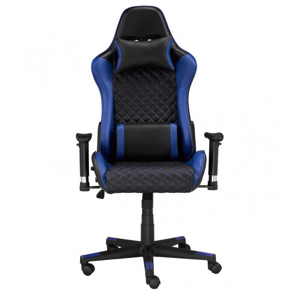 ATTICUS OFFICE CHAIR BLUE