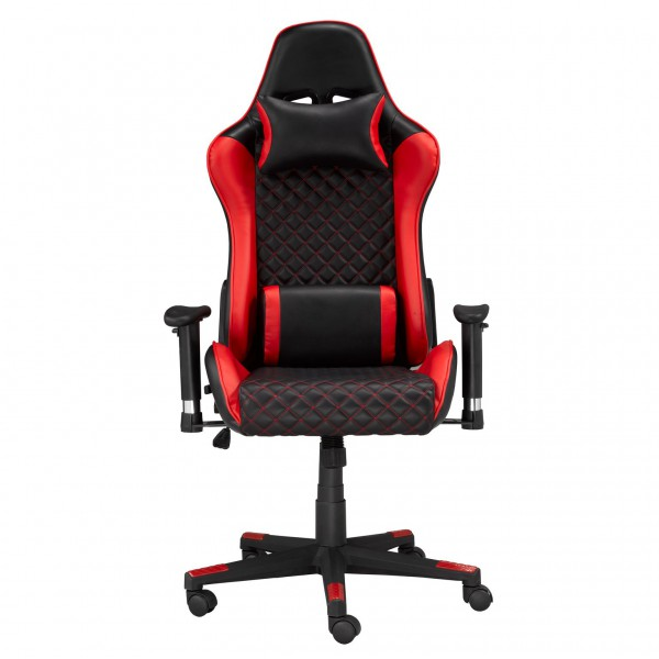 ATTICUS OFFICE CHAIR RED