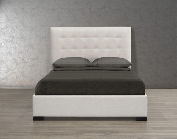 FULL PLATFORM BED, BEIGE