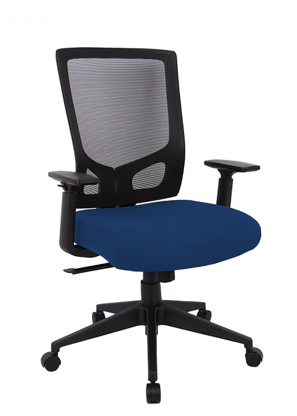 OFFICE CHAIR - BLUE