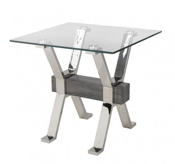 EZRA END TABLE