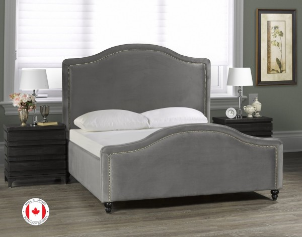 KINGSTON QUEEN SIZE PLATFORM BED