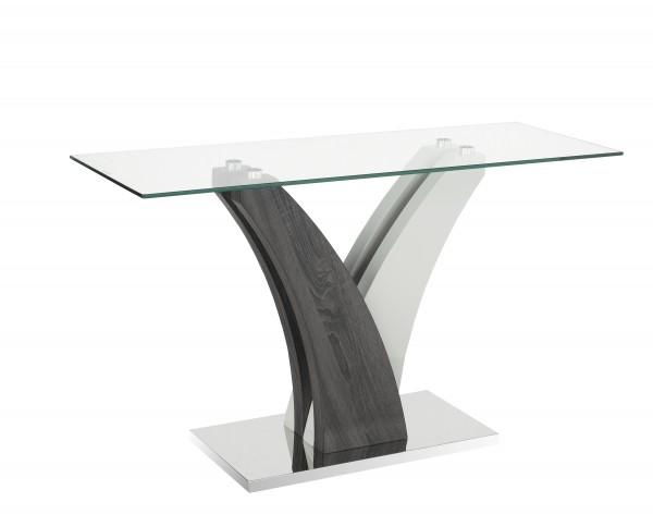 SOFA TABLE - GREY/WHITE