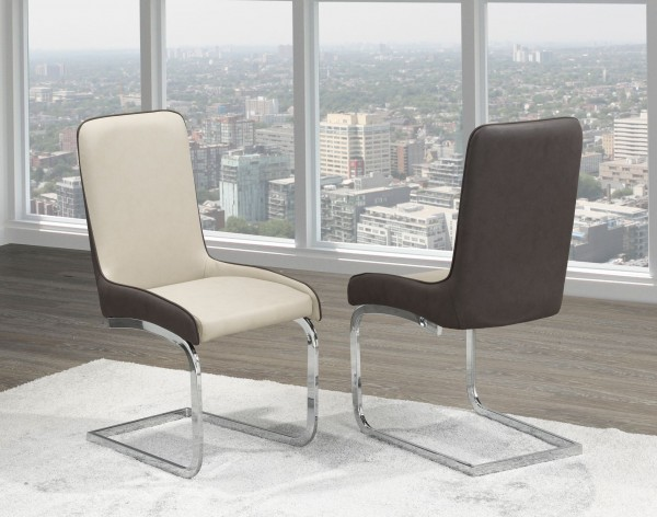 DONATELLO DINING CHAIR (DINING CHAIR SET OF 2 )