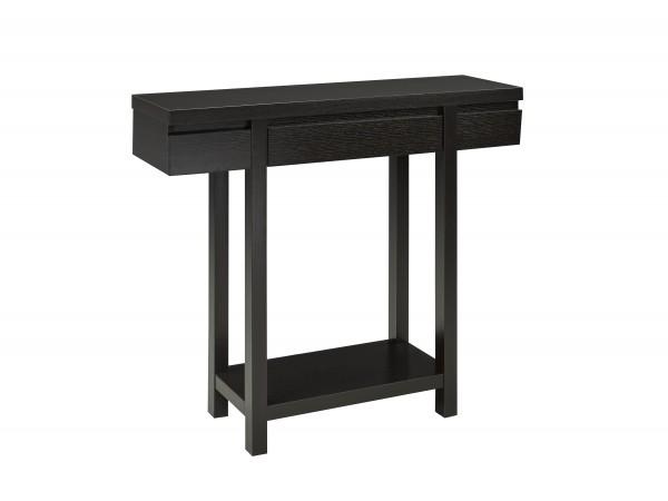 CONSOLE TABLE - DARK CHERRY