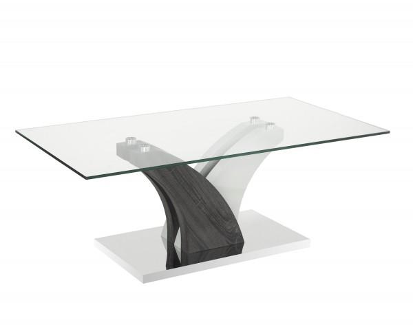 COFFEE TABLE - GREY/WHITE