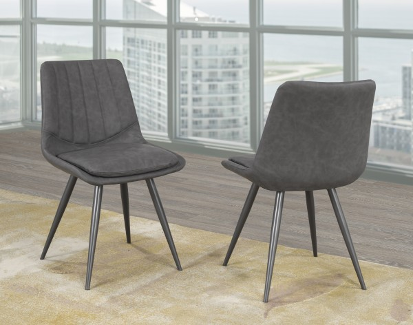 DINING CHAIR, SET OF 2