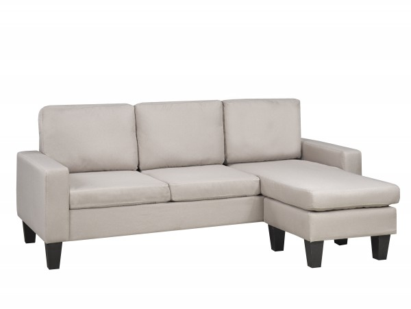 SECTIONAL - BEIGE