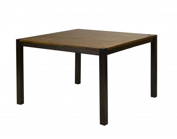 COUNTER TABLE - BLACK/DARK OAK