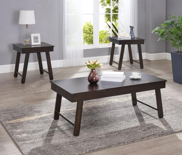 3 PCS COFFEE TABLE SET
