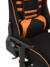 OFFICE CHAIR - BLACK/ORANGE