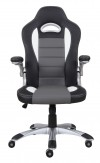 OFFICE CHAIR - BLACK/GREY