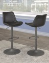 ADJ. BAR STOOL, SET OF 2